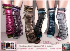 *{ SeVered GarDeN }* IZZY Boots # 2