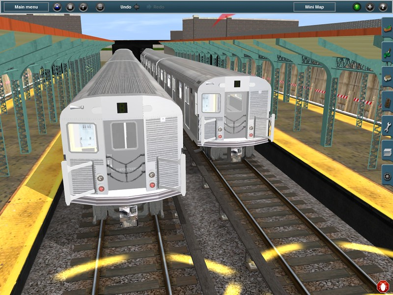 Trainz NYCTA Thread