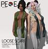 PEQE - Loose Scarf