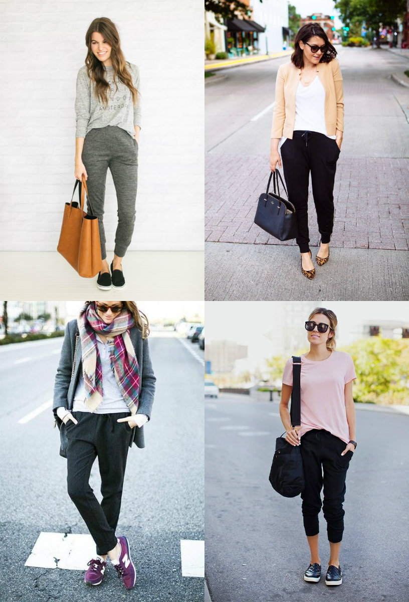 jogger pants outfits