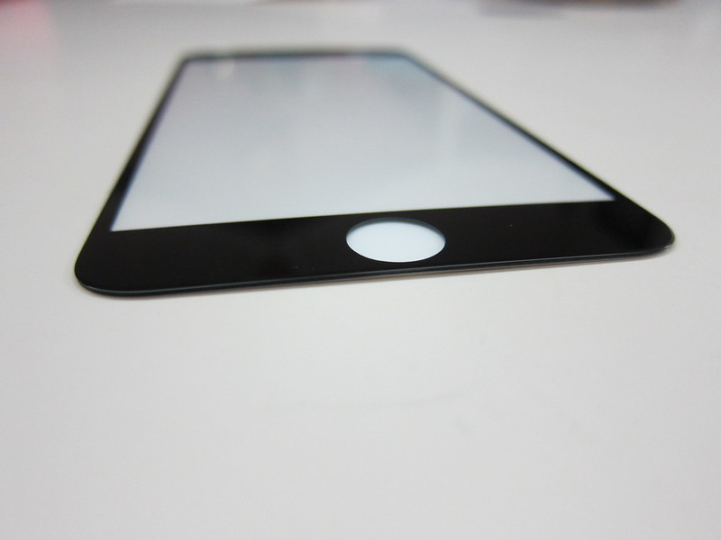Moshi iVisor Glass Screen Protector for iPhone 6 Plus - Bottom