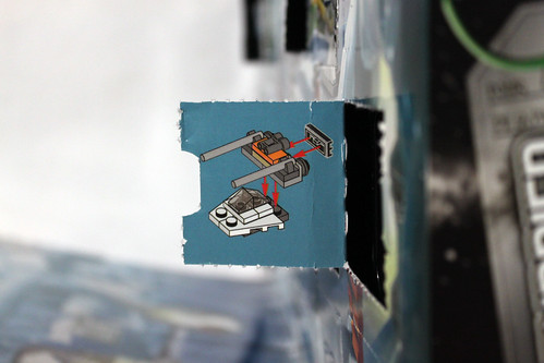 LEGO Star Wars 2014 Advent Calendar (75056) – Day 15 - Snowspeeder