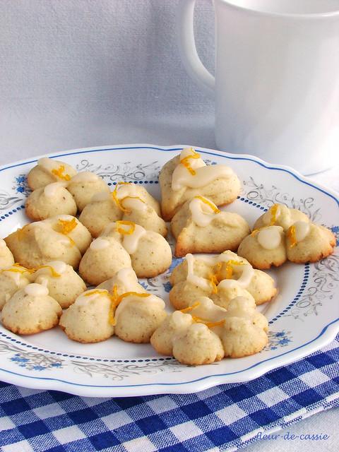 печенье с анисом и солью