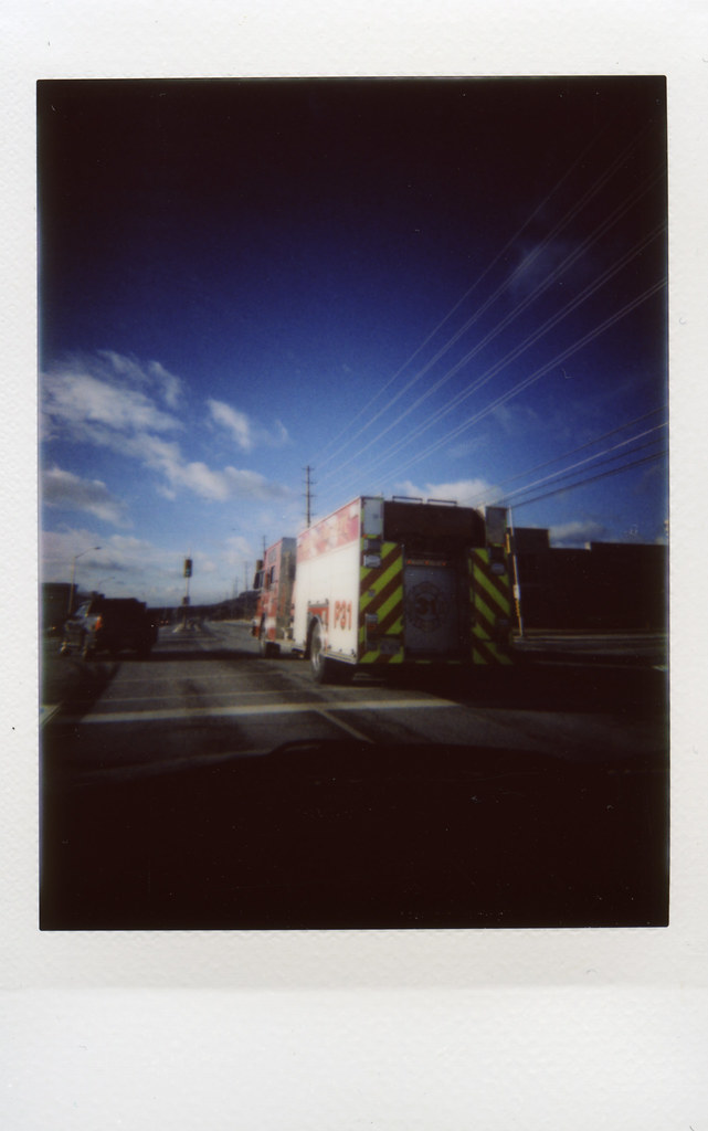 Lomo'Instant Test One