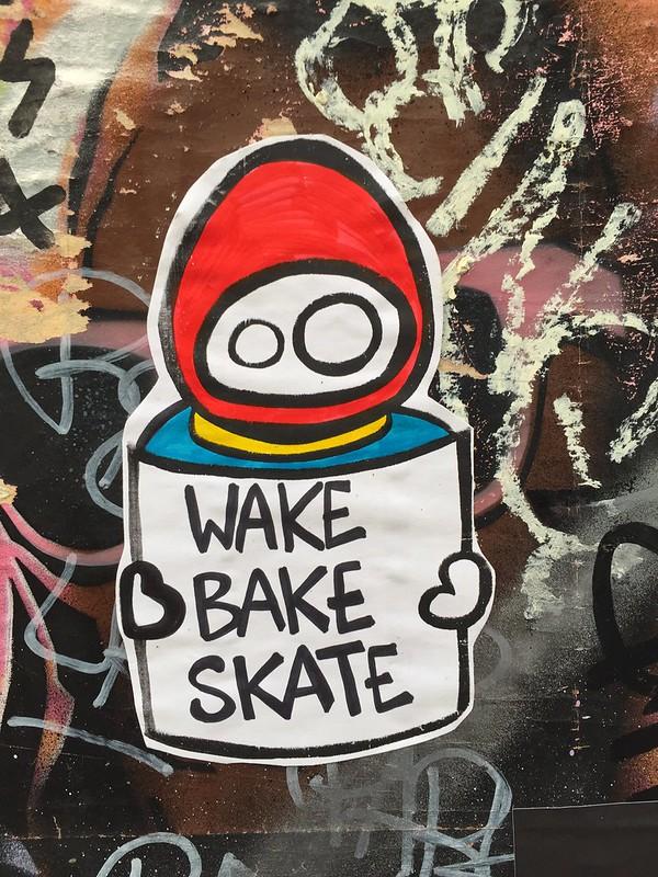 Wake Bake Skate