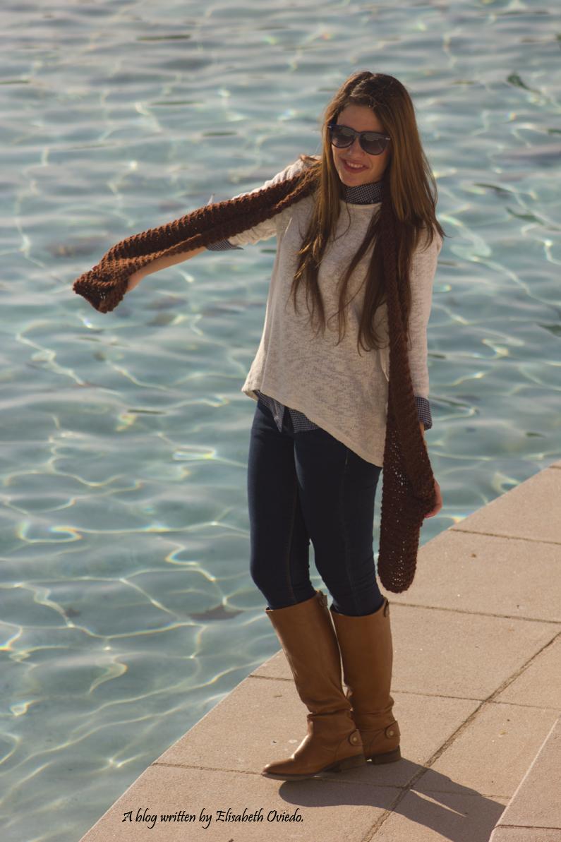 jersey-blanco-con-camisa-de-cuadros-y-jeans-HEELSANDROSES-(7)
