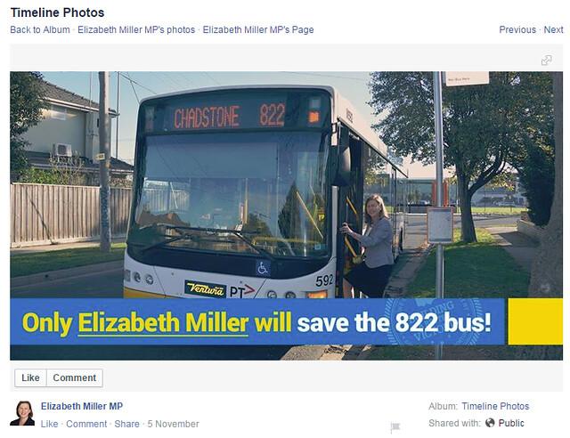 822 promotion (Elizabeth Miller Facebook page)