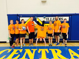 COL Volleyball Tournament 2015
