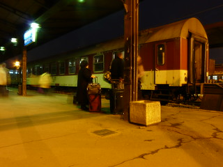 Bulgarian State Railways - Sleeping Car (16.04.2010)