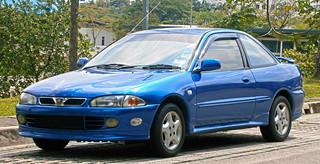 1999 Proton Putra 1.8 EXi DOHC