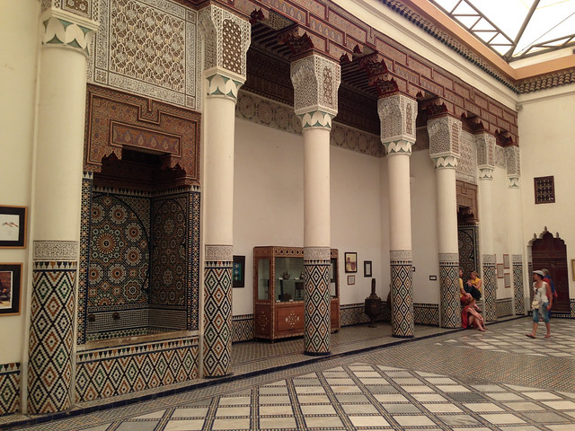 Marrakech Museum - Sept 2014 - 04