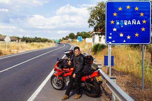 Portugal / Spanish Border
