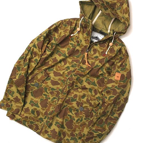Penfield / Camo Gibson Jacket