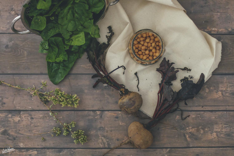 Warm Winter Salad | Insalata Invernale Tiepida | by Lab Noon (2 of 8)