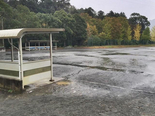 雨天中止 11月9日石巻球場