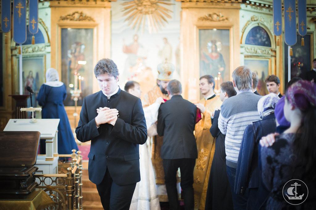 9 ноября 2014, Неделя 22-я по Пятидесятнице / 9 November 2014, 22th Sunday after Pentecost