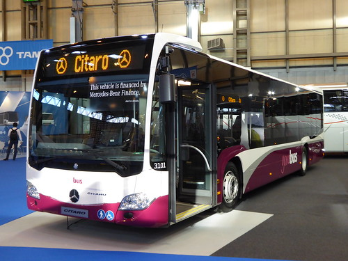 Euro Bus Expo - Yourbus Citaro