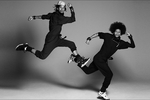 Les Twins courtesy of FB Page