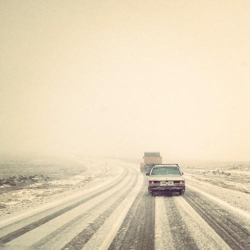 Tempestade de neve #Marrocos