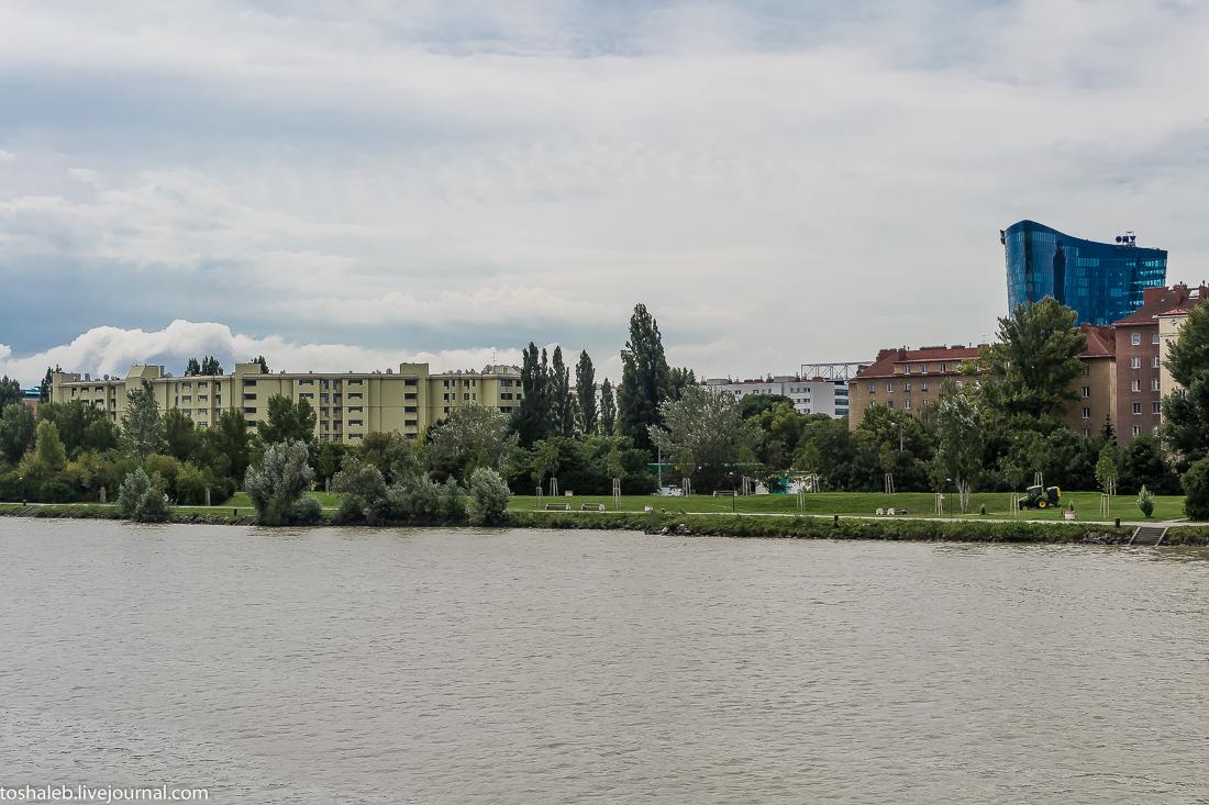 Венский Дунай-60