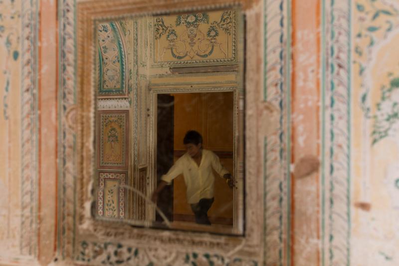 Escape, Jaipur