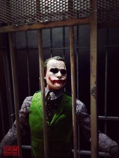 【玩具人'Ken.H'投稿】JOKER監獄場景製作投稿
