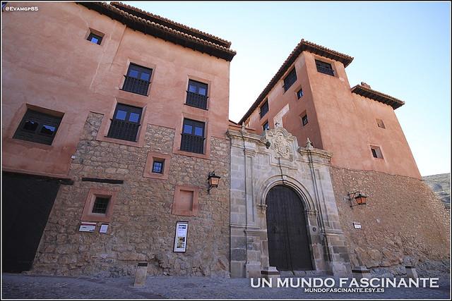Palacio Episcopal, Albarracín