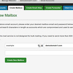 Fri, 11/28/2014 - 00:55 - The main menu to create new email accounts