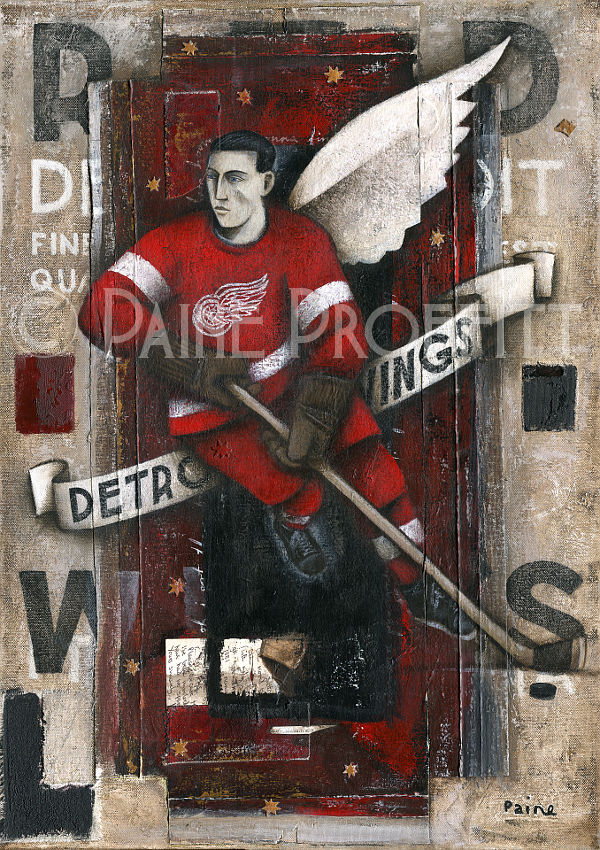 Proffitt - Red Wings