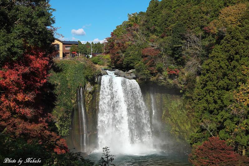 @音止の滝 by Nakabo
