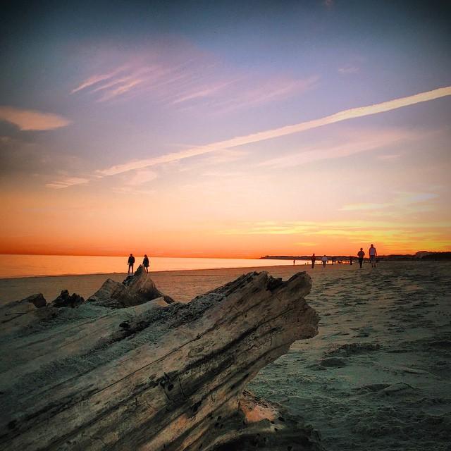 South Carolina sunsets