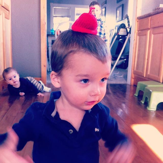 Lil hat