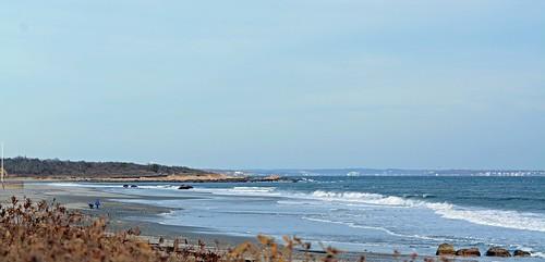 Scarborough Beach by John Crosby, on Flickr via I {heart} Rhody