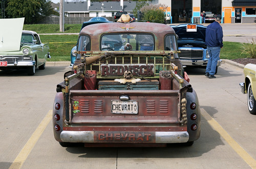 1950 Chevrolet 3100 Half-Ton Pickup Rat Rod (2 of 2)