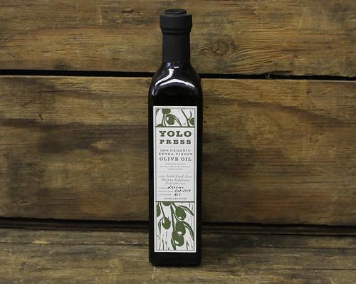 Yolo压榨橄榄油