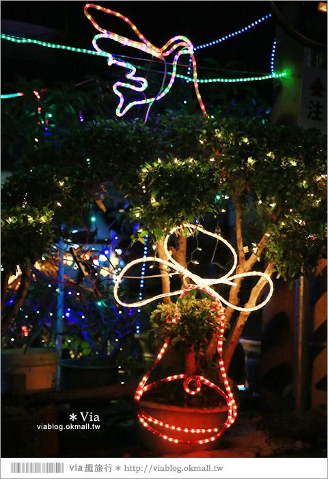 【萬金教堂】屏東萬金教堂聖誕季~3D光雕秀+耶誕地景藝術/全台最濃耶味小鎮!50