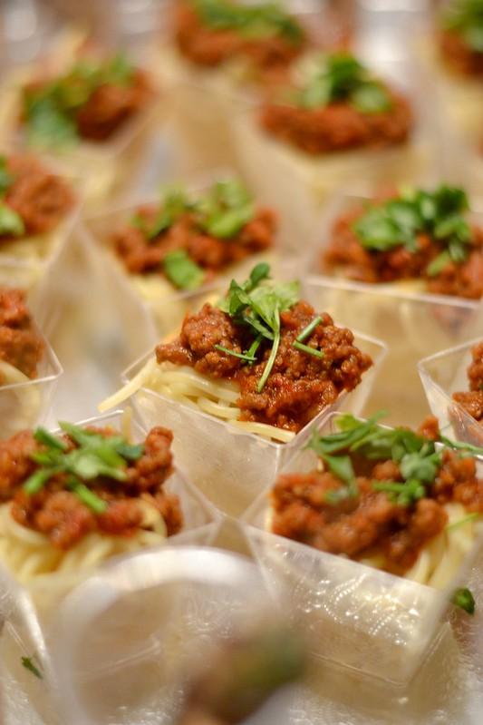 mini pasta