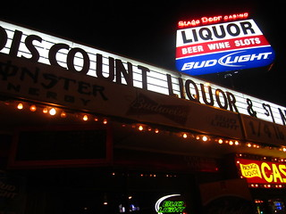 Stage Door Dive Bar, Las Vegas, Nevada