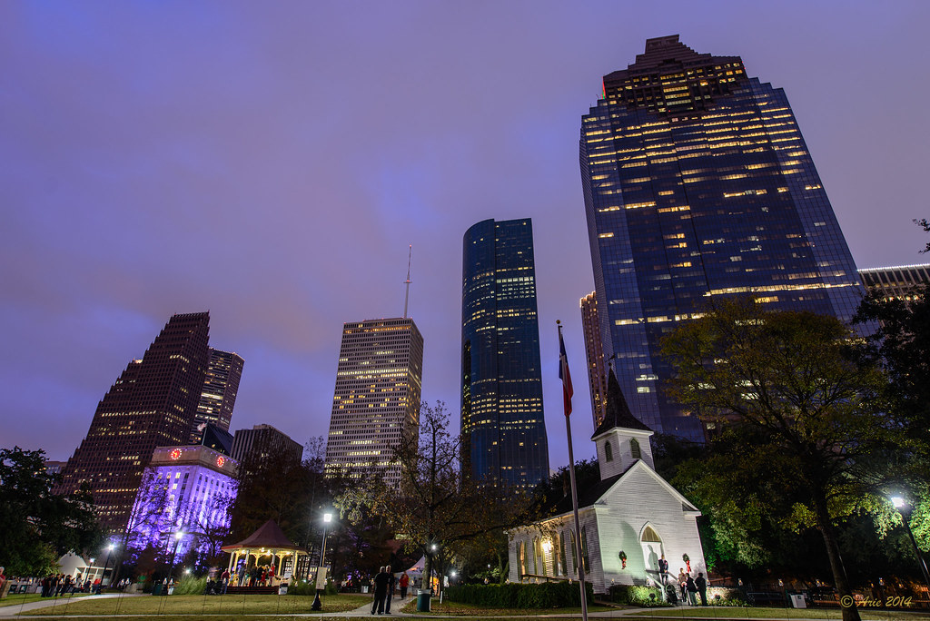 52nd Annual Candlelight Tour at Sam Houston Park