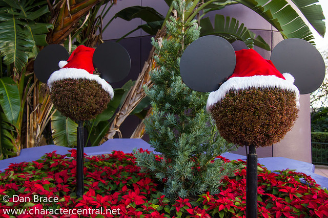 Christmas in Future World