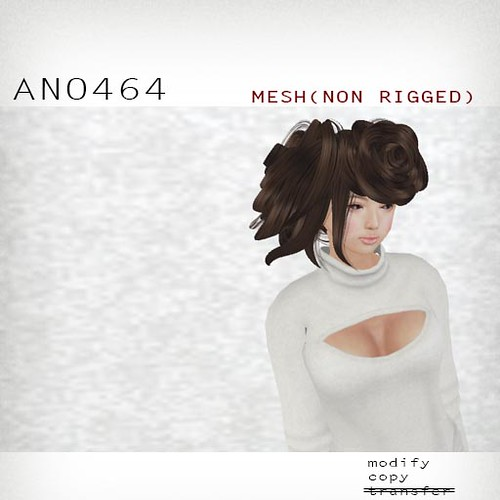 booN ANO464 hair