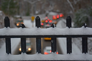 Central Park, bridge over 65th Street Transverse