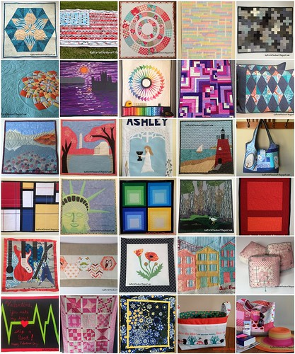 2014 Finished Quilty Items
