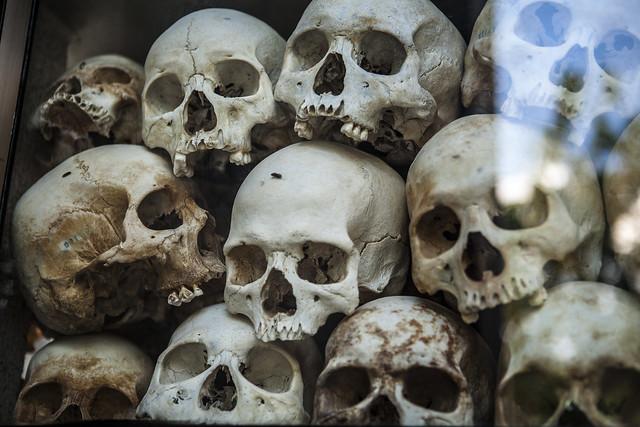 The Killing Fields   Phnom Penh