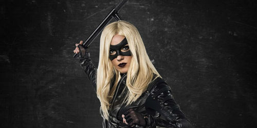 Arrow: Laurel Lance (Katie Cassidy) making her debut as Black Canary