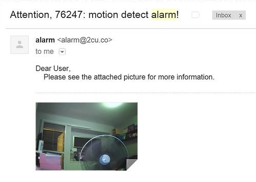 Assist Guard - MPNC Alarm Email