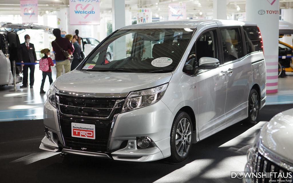 DS Does Japan - Toyota Megaweb