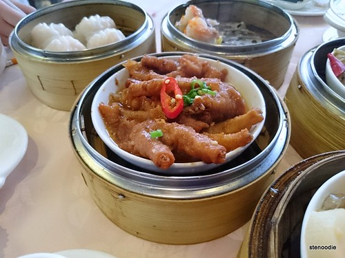 Chicken Feet with Spicy XO Sauce