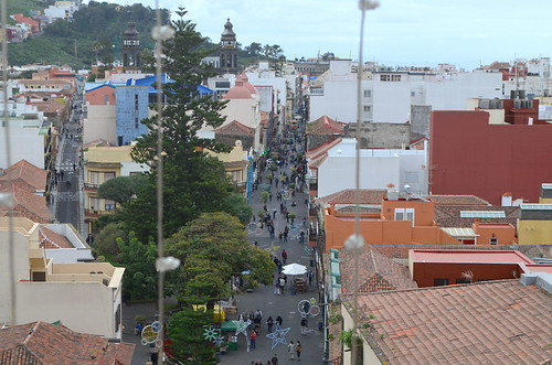 View from Torre de la Concepcion, La Laguna