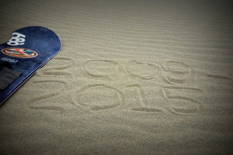 Written on the sands of Laoag -- Ilocos Sandboarding 2009-2015